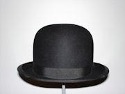 Derby hat or Bowler Hat
